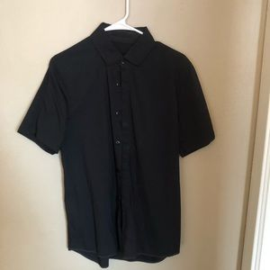Use of - Lululemon short sleeve button up - Size M
